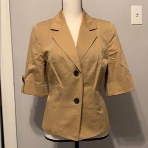 The Limited Short Sleeve Jacket